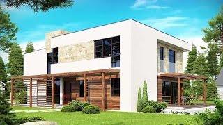 Как сделать дом в Archicad | Как нарисовать дом в архикаде
