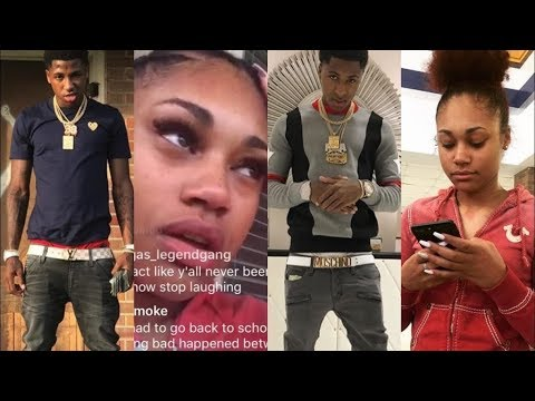 "NBA Youngboy's Ex Jania Confirms Youngboy Has HERPES After ""Can't Be Saved"" Via InstagramLIVE"
