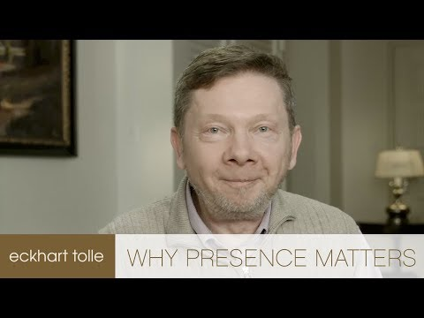 Why Presence Matters - With French Subtitles