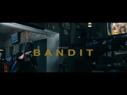 HEMSO - BANDIT  (Prod. by Dinski)     [OFFICAL VIDEO]