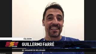 Guillermo Farré en Showsport Noticias