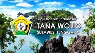 Tana Wolio - Lagu Daerah Sulawesi Tenggara (Karaoke dengan Lirik)