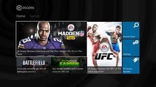 Обзор EA Access Beta на Xbox One