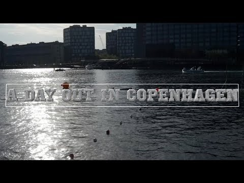 A Day Out In Copenhagen Denmark | Leg Workout at Vesterbronx Gym