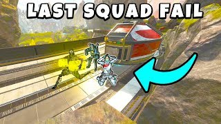 *NEW* EPIC TRAIN FAIL - NEW Apex Legends Funny & Epic Moments #186