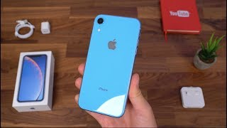 Apple iPhone XR Unboxing!