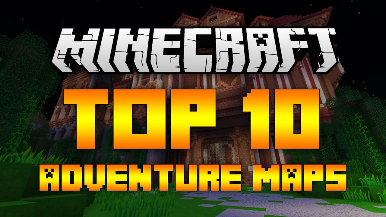Map 111 2.Top 10 Minecraft Adventure Maps Minecraft 1 12 1 11 2 2017 Hd