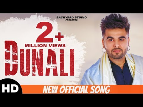 Dunali | NINJA | Pardeep Malak | Jay K | Latest song 2018