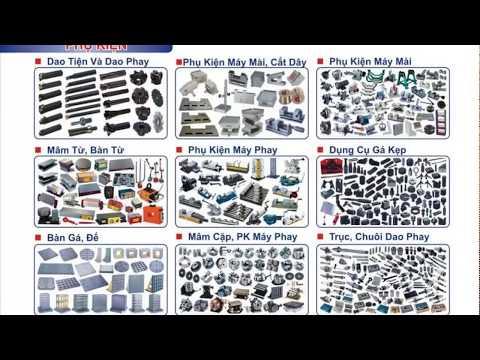 Catalogue Các loại máy cơ khí & Thiết bị công nghiệp
