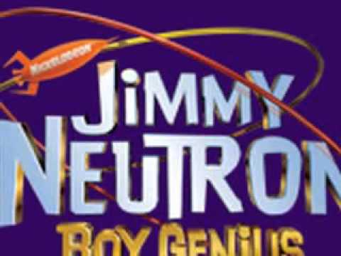 Jimmy Neutron Lyrics
