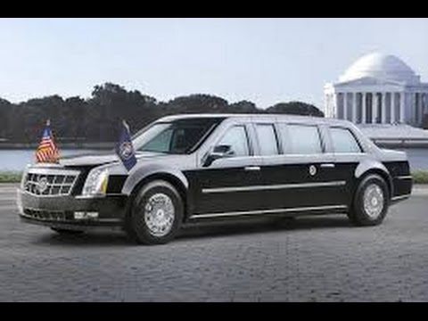 U S Presidential Transports   limo One and  mobile arsenals documentary