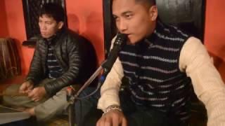 live music/aau yadharu ma nidayeko chhaina by pawan rana