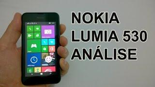 Nokia Lumia 530 Análise e Demonstrações (Review BRASIL)