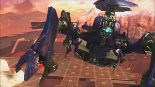 Halo 3 - Final Level Using A Scarab