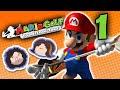 Mario Golf Toadstool Tour: Joy to the World - PART 1 - Game Grumps VS