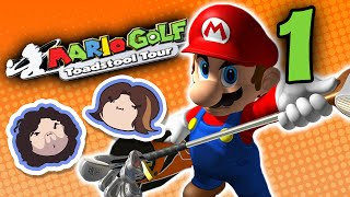 Mario Golf Toadstool Tour: Joy to the World - PART 1 - Game Grumps VS