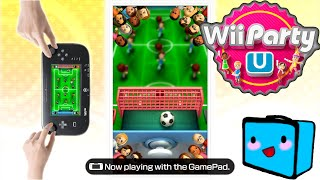 Wii Party U - Tabletop Football
