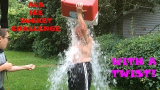 Funny ALS Ice Bucket Challenge | You Know We