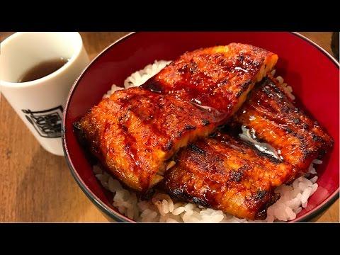 Japanese Food Recommendation - Tokyo - Grilled Eel [Unagi] @ Unatoto 宇奈とと
