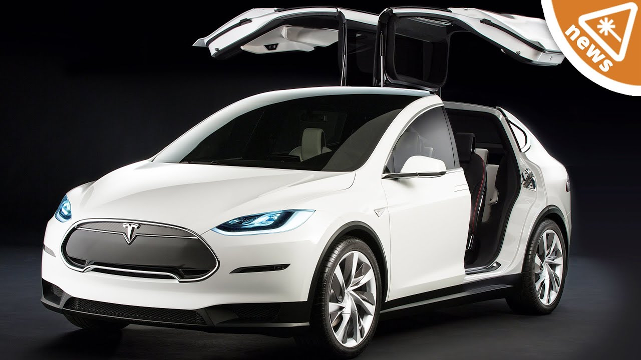 Why The Tesla Model X Is The Best Car Ever Nerdist News W Dan Casey Kyle Hill