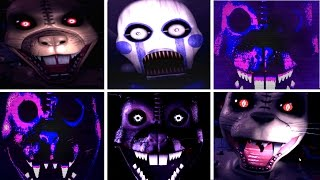 Обложка Five Nights At Candy S 3 ALL JUMPSCARES