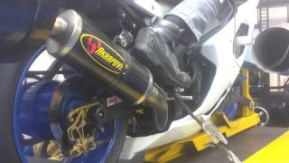 Hammer and Tongs Performance GSXR 1000 POWER RUN