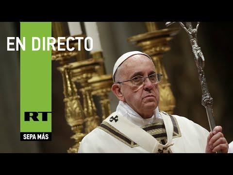Frases Del Papa Francisco De La Navidad.En Vivo Mensaje De Navidad Del Papa Francisco Desde La Plaza De San Pedro