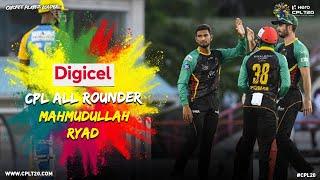 CPL ALL ROUNDERS   MAHMUDULLAH RIYAD   #CPLAllRounders #CPL20 #CricketPlayedLouder