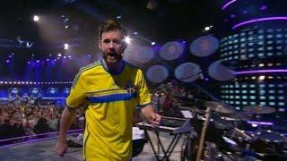 Pär Lernström strippar och coachar - Idol Sverige (TV4)