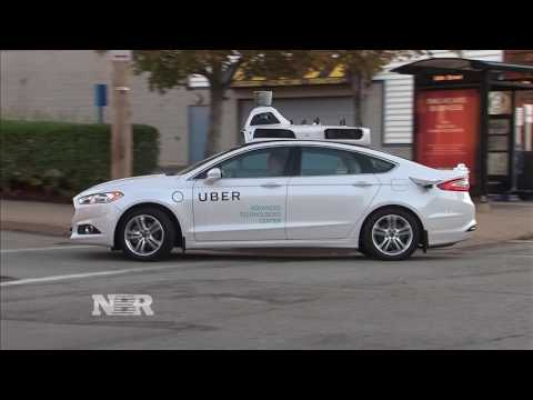 Uber self-driving vehicle involved in crash
