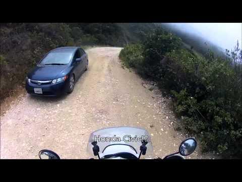 DR650 Big Sur Dual Sport Adventure Part 2