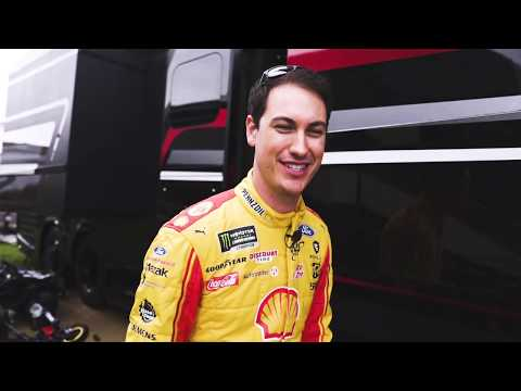 Logano Media Day Vlog 2019
