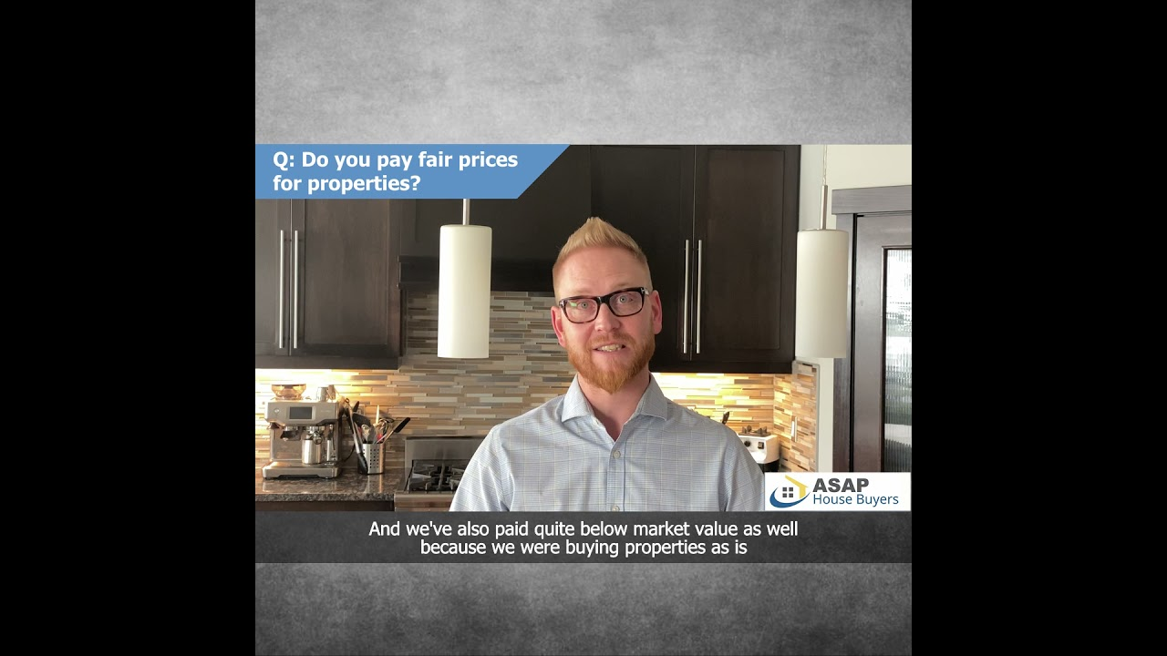 FAQ: Do you pay fair prices for properties?