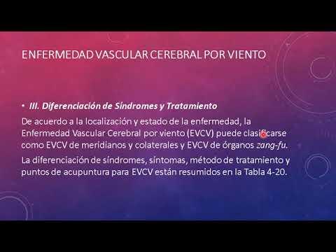 enfermedad vascular cerebral por viento y cefalea, tratamiento con acupuntura y moxibustion
