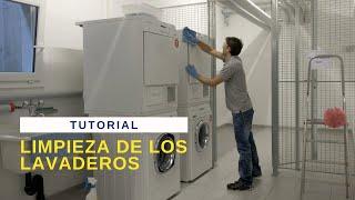 ESP No3 Limpieza de los lavaderos