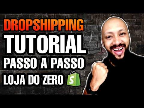 TUTORIAL | Como Criar um Negócio de Dropshipping na Shopify em 2020 [Loja do ZERO] thumbnail