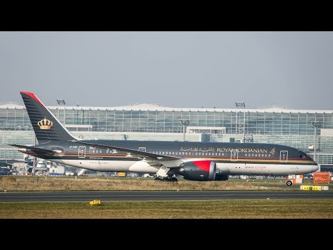 Planespotting Frankfurt Airport November 2017