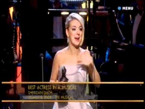 Sheridan Smith wins Best Actress in a Musical  Laurence Olivier Awards 2011