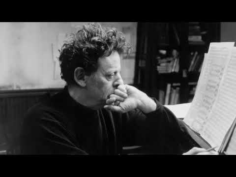 "Philip Glass: Symphony No. 1, ""Low"" (complete)"
