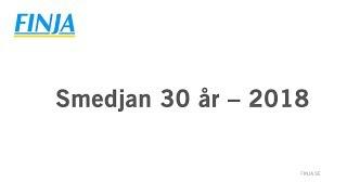 Smedjan 30 år - 2018