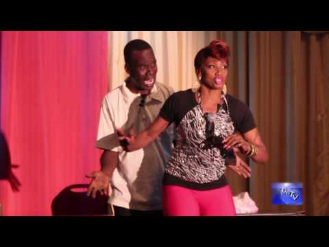 "G.B.T.V. CultureShare ARCHIVES 2014: LEARIE JOSEPH ""Comedy"" Part #5 of 6(HD)"