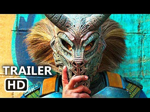 Thumbnail: BLACK PANTHER Official Trailer (2018) Blockbuster, Marvel Movie HD