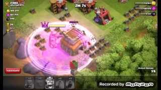 Clash of Clans Attacks/Bloopers!