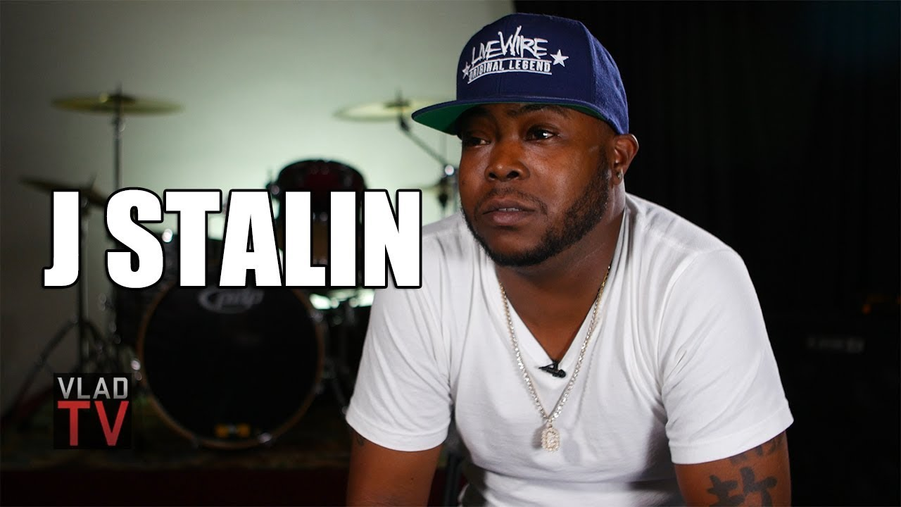 J. Stalin on The Jacka Getting Killed by Stray Bullet, Getting His Name Tattooed (Part 5)