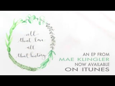 All That Love, All That History available now on iTunes