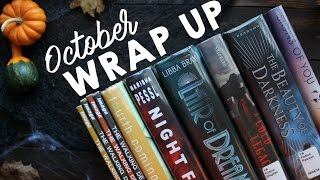 October Reading Wrap Up   2016