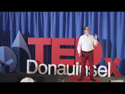 Hyper-degradation: a new concept in waterless cleaning | Santiago McCausland | TEDxDonauinselSalon