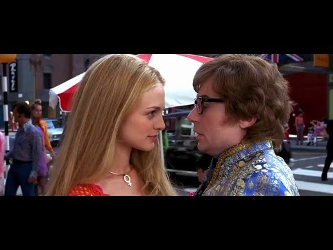 austin-powers:-the-spy-who-shagged-me---mike-myers-(austin)-&-heather-graham-(felicity)-is-dancing