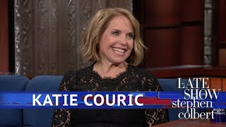Katie Couric Witnessed The Fateful Charlottesville Rally