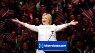 Hillary Clinton beginning to take some responsibility for election loss?
